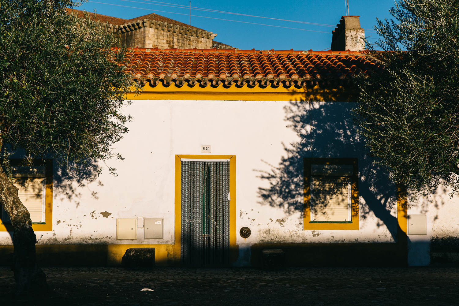 Visit Alentejo Portugal fall 2015 - On a hazy morning