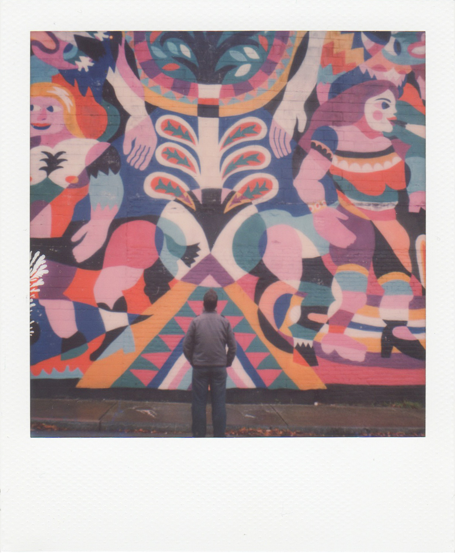 Atlanta and Amsterdam Art - by Andrea Jenkins - Hula Seventy