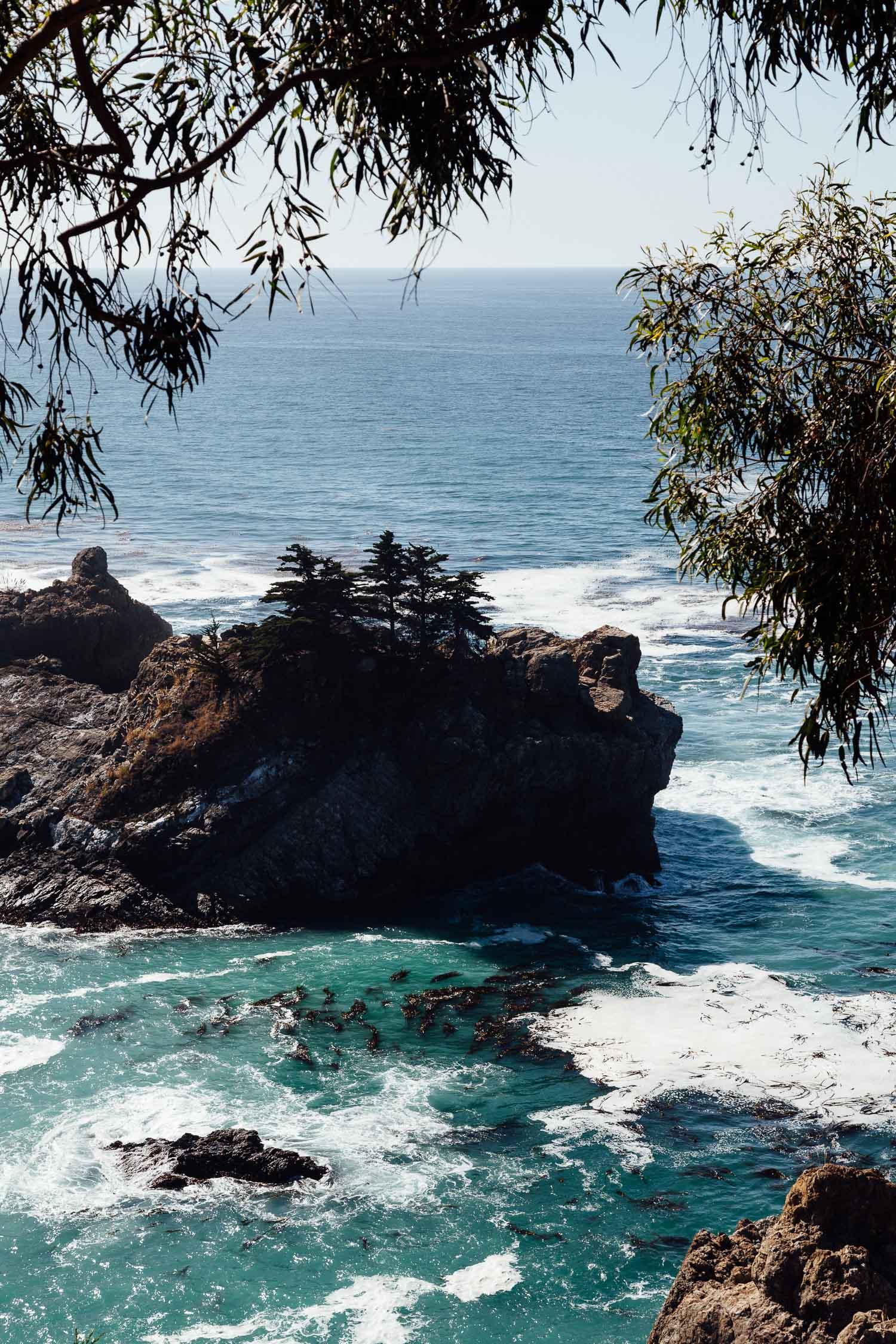 California fall road trip