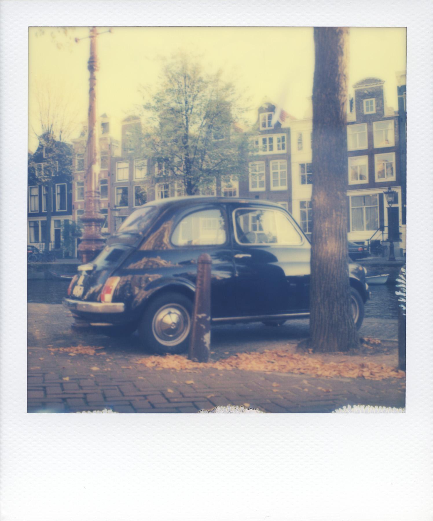 Atlanta and Amsterdam Cars by On a hazy morning