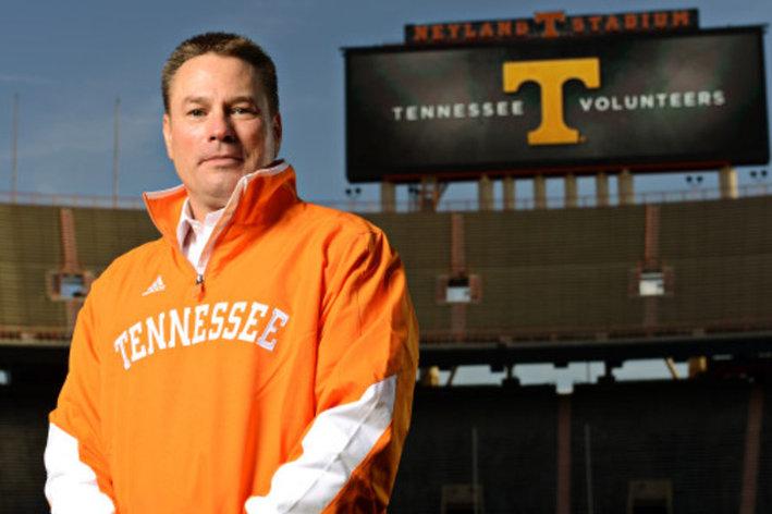 Butch Jones (University of Tennessee)
