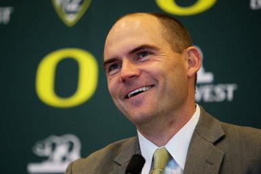 Mark Helfrich (Randy L. Rasmussen/The Oregonian)