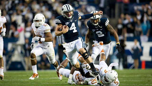 BYU and Texas could play for the Manny Diaz Cup.