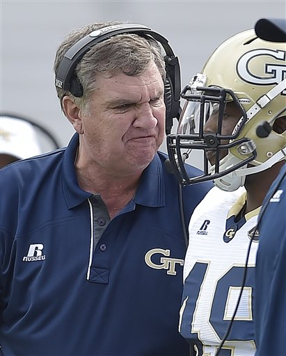 Paul Johnson, Christmas can never come too early.