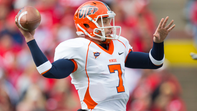 purchase cheap b2e5a 738a4 Gear Head: UTEP's Best Look — The SWC Round-Up