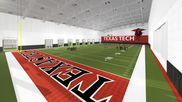 Facilities Roundup The Indoor Practice Areas The Swc Round Up