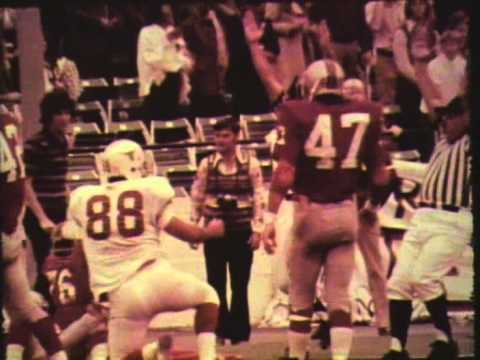 SMU and Texas tangling in 1973