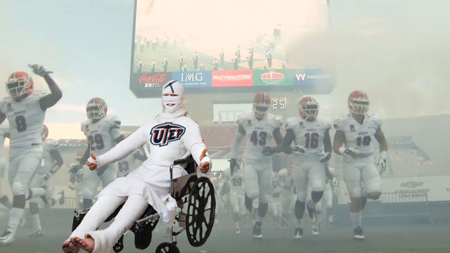Here come the Miners!