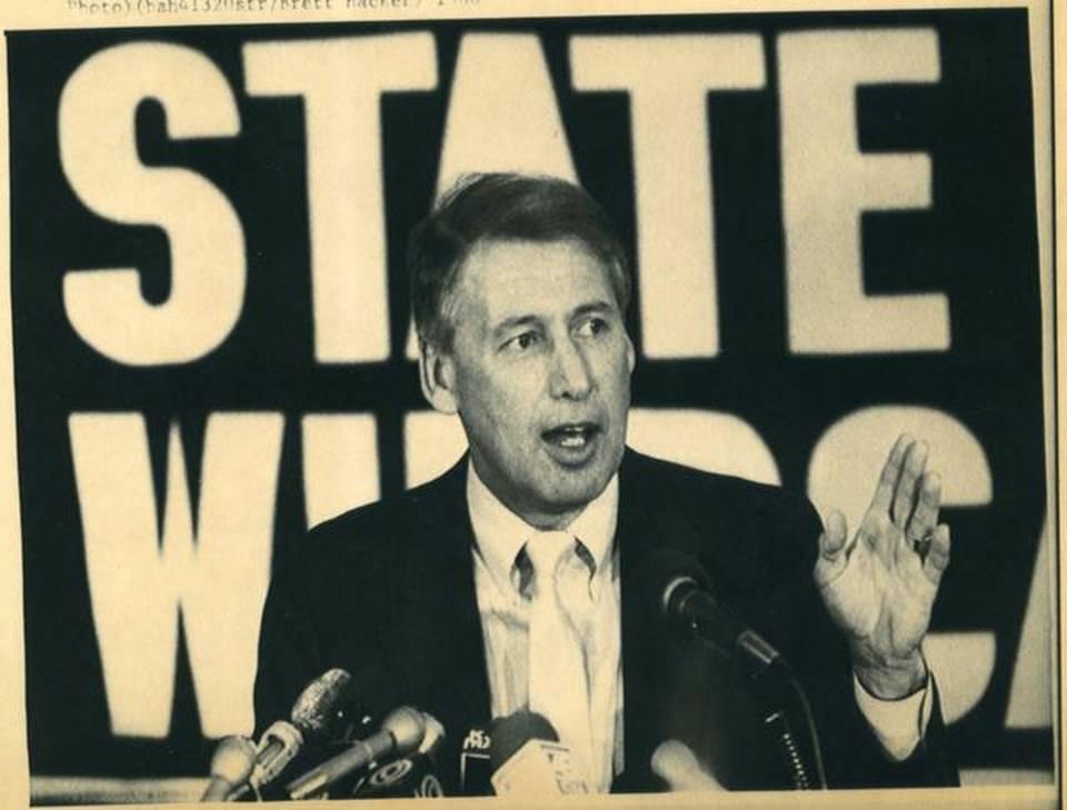 Snyder in 1989