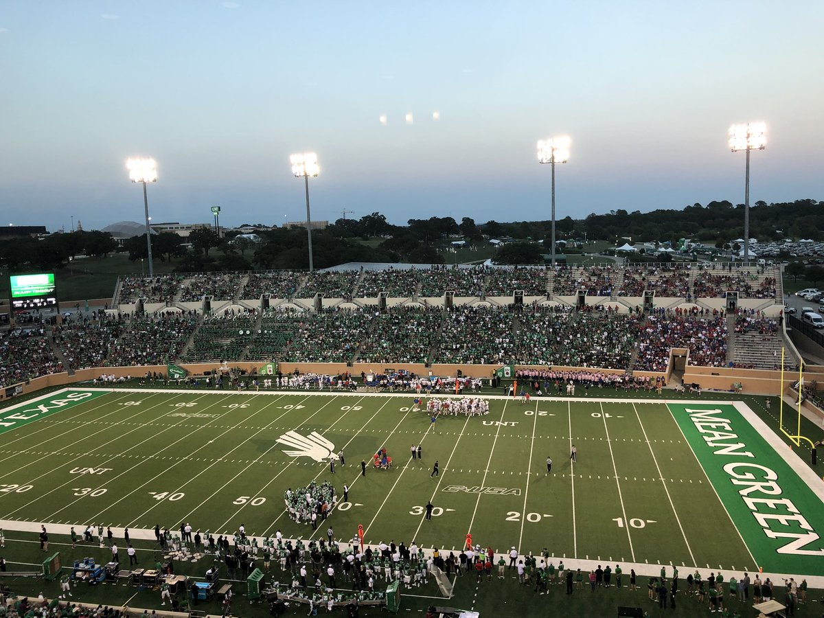 An attendance record at Apogee.