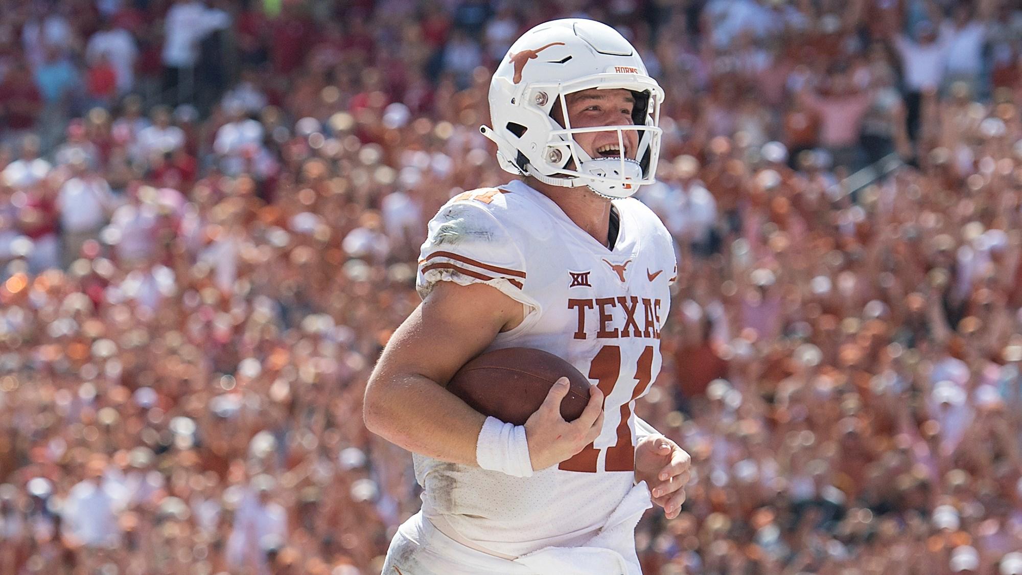 Sam Ehlinger  texassports.com