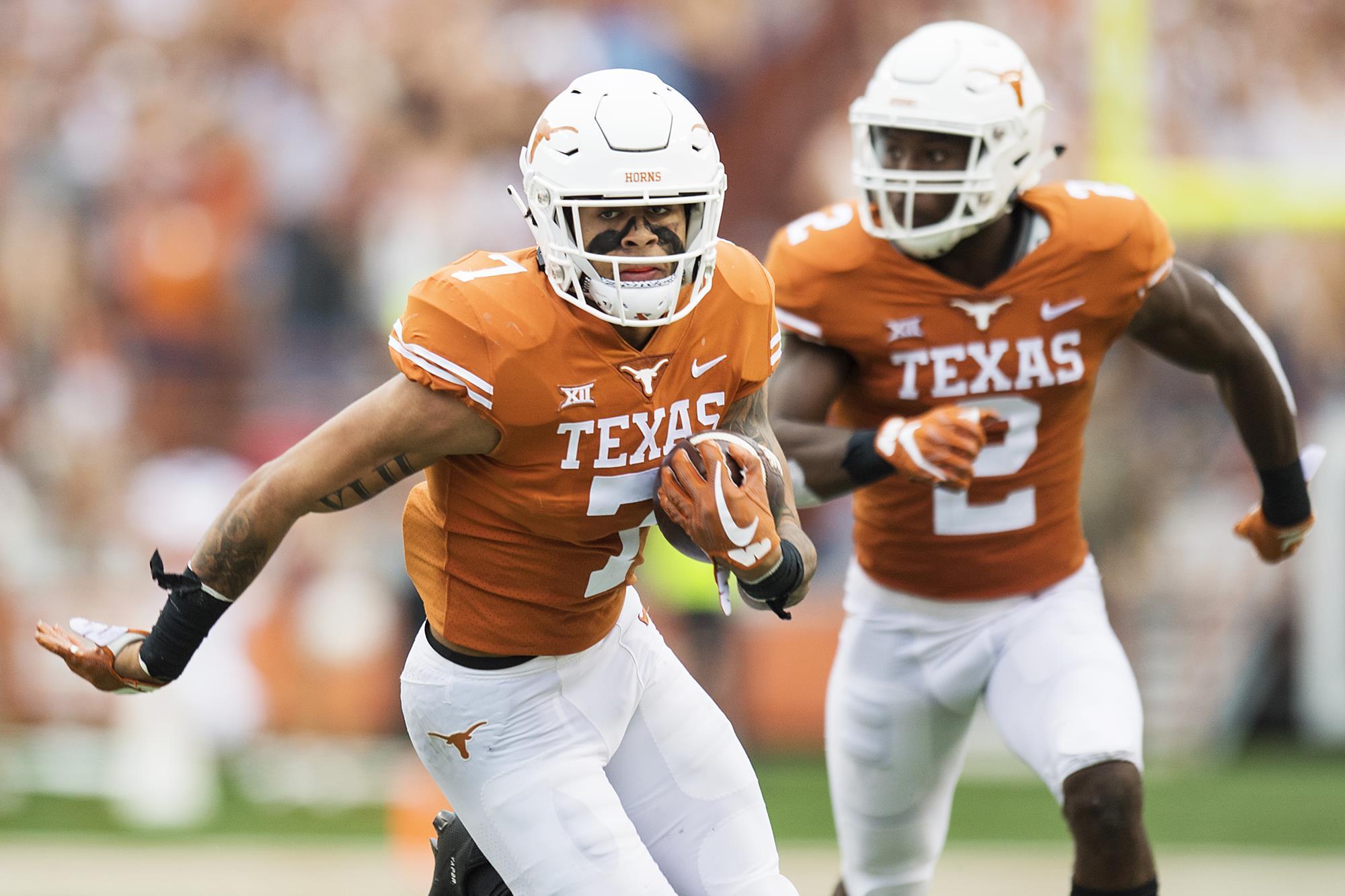 Kaden Sterns  texassports.com