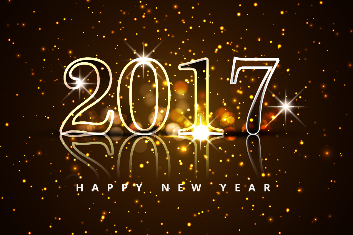 Happiest of times to come for us all in 2017!