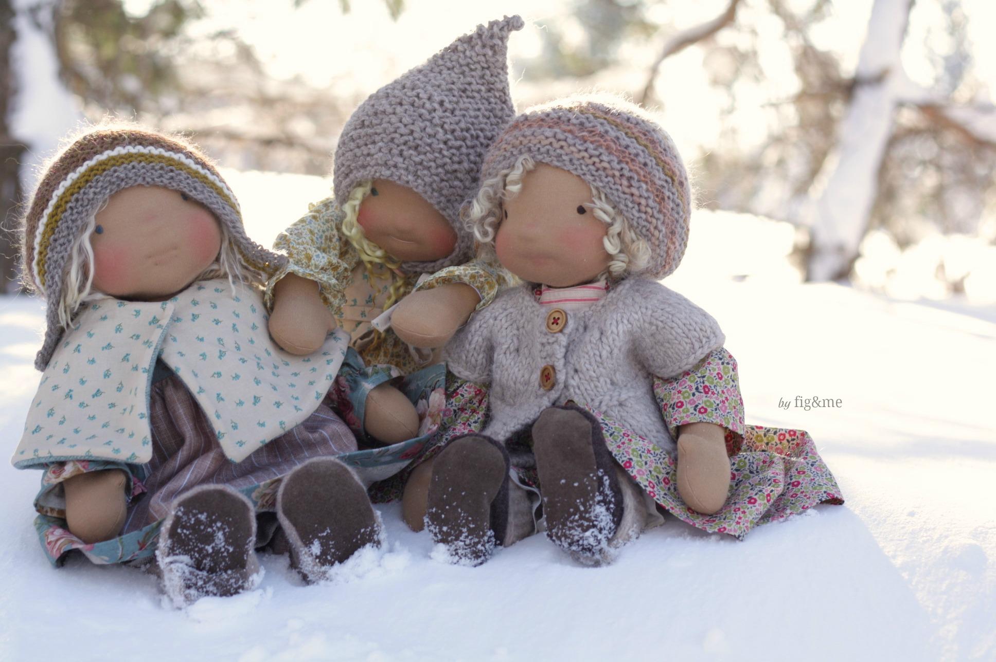 Three princesses, by Fig&me