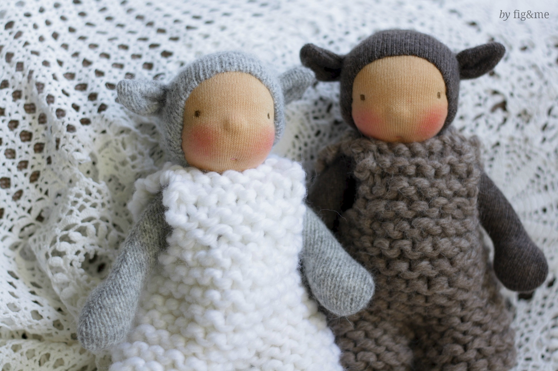 Noni Herdwick and Sandro Cameroon, by Fig&me.