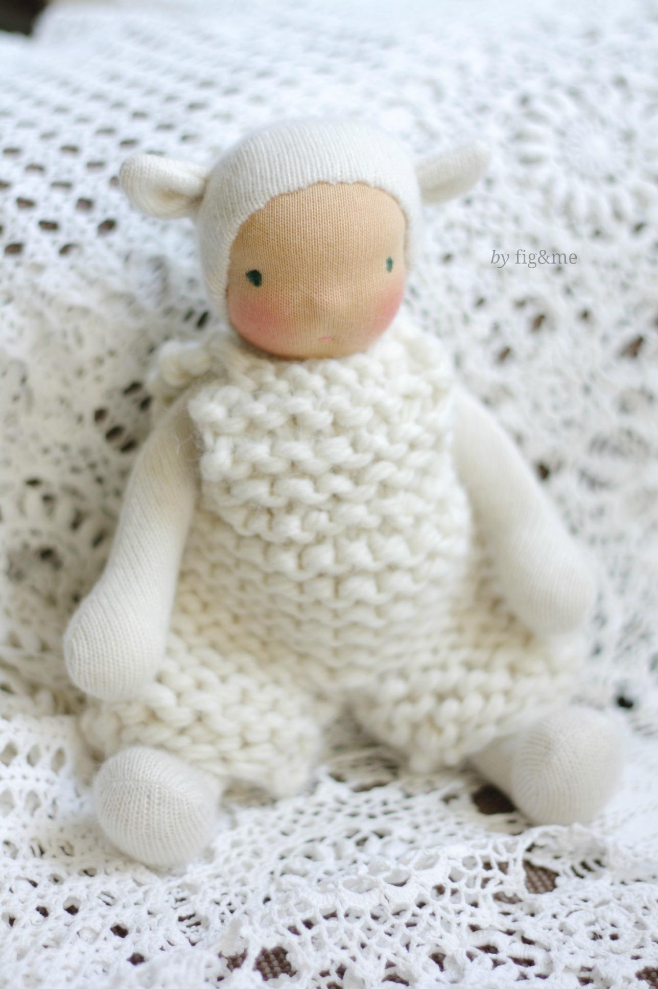 Little Tasha Cheviot, by Fig&me.