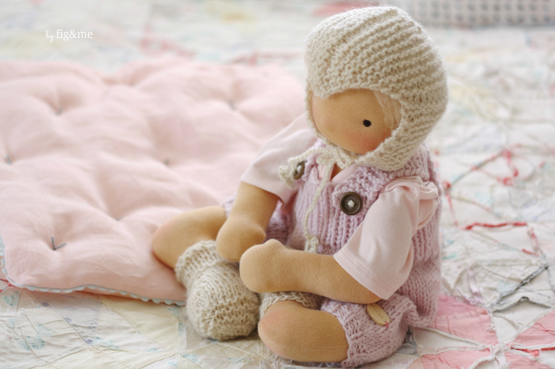 Little Baby Lou, by Fig&me