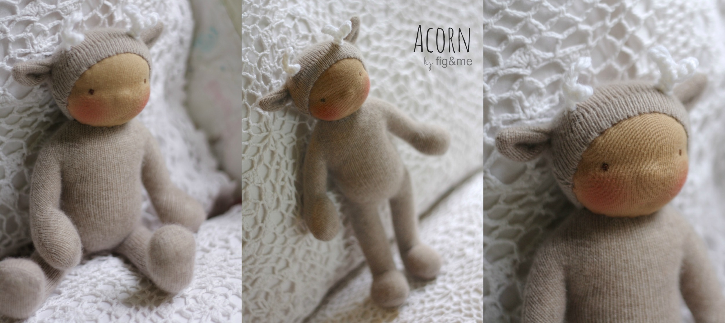 Acorn by Fig and me.