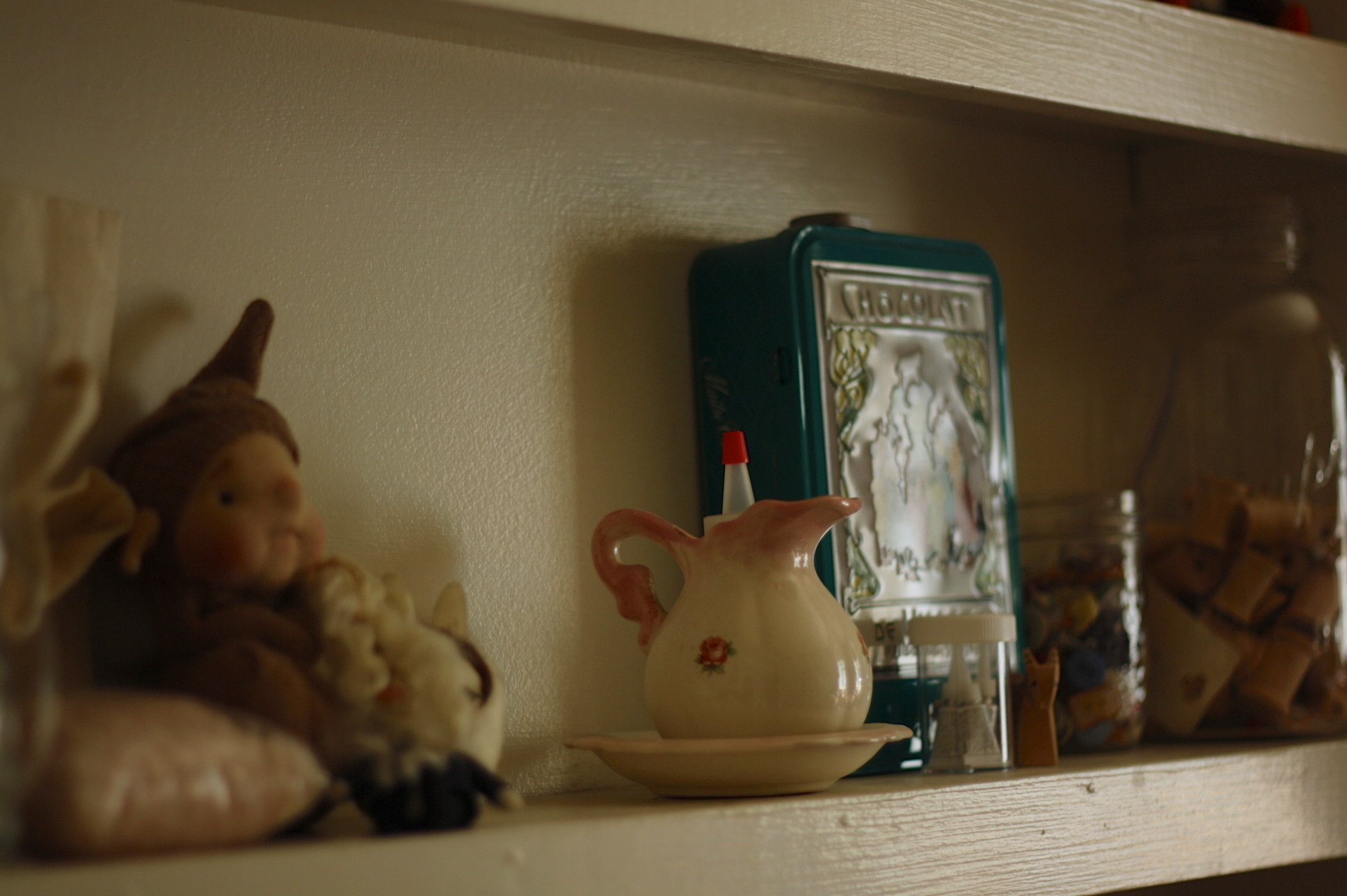 One of my favourite shelves, by Fig and Me.