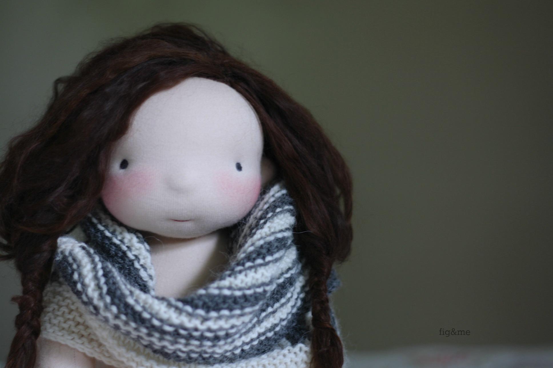 A girl namedBláithín, by Fig and Me.