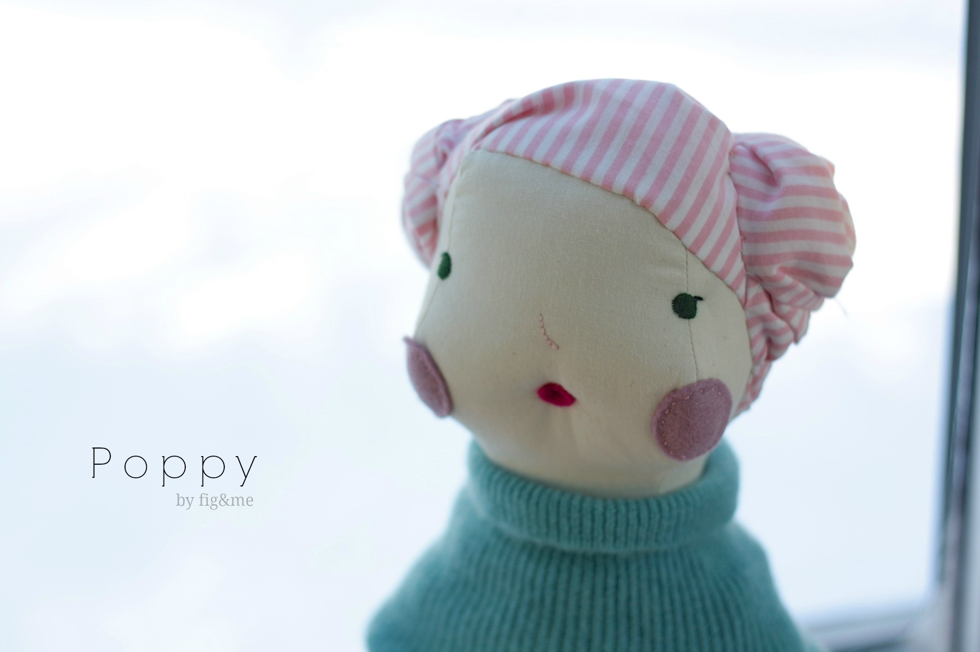 Little Poppy  by Fig and Me.