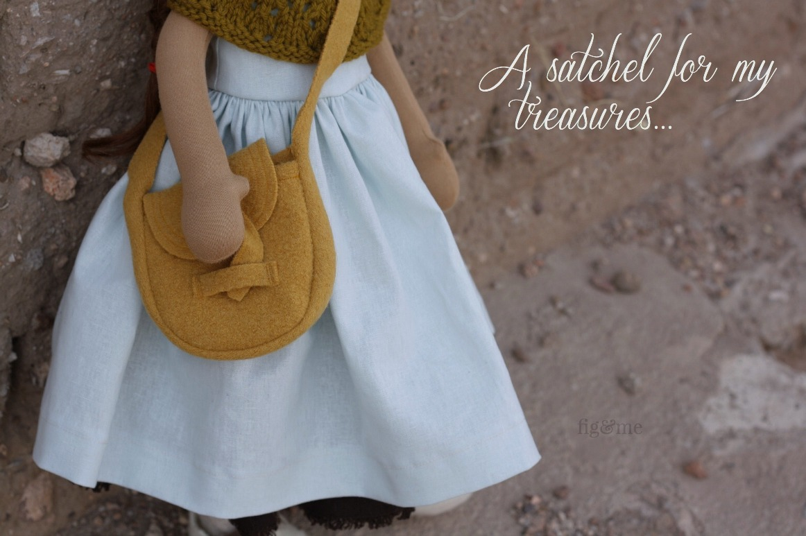 Because all dolls need accessories! By Fig and Me.