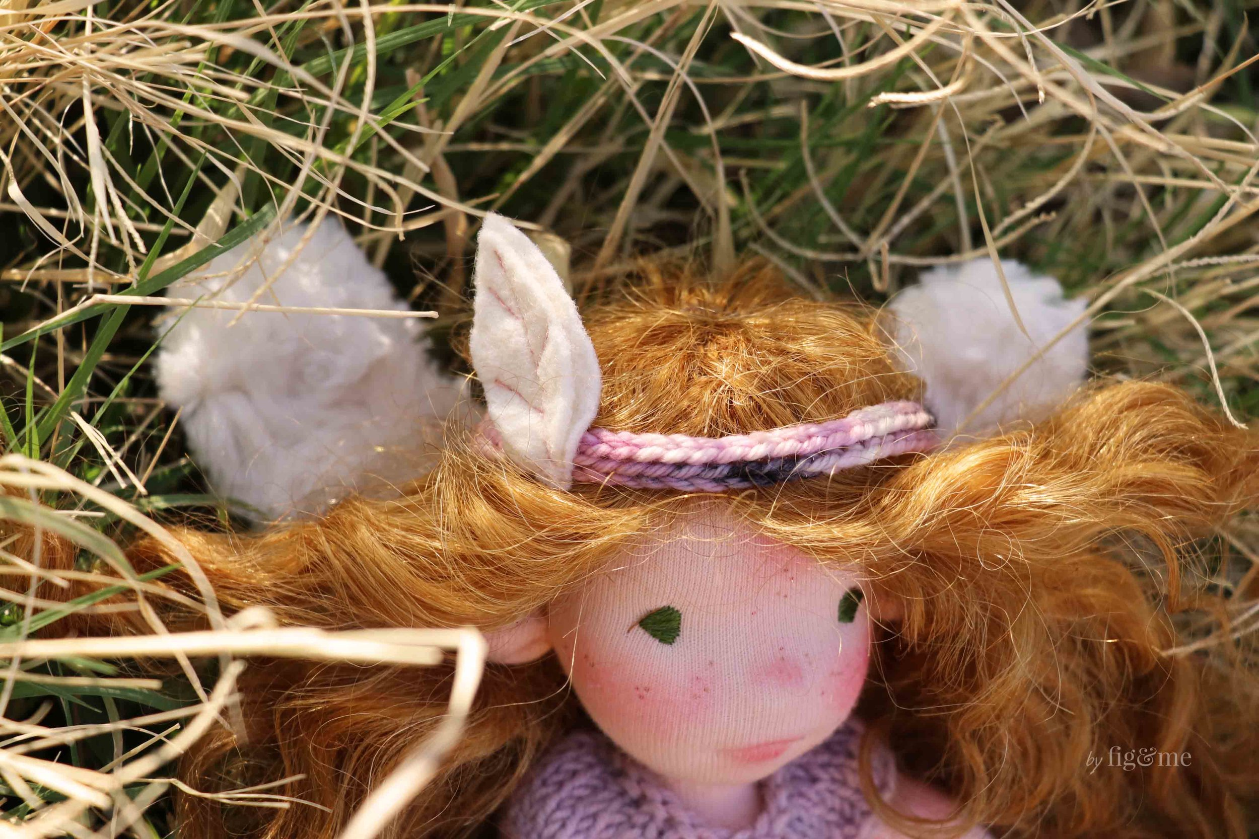 Fairy headband by Fig and Me.