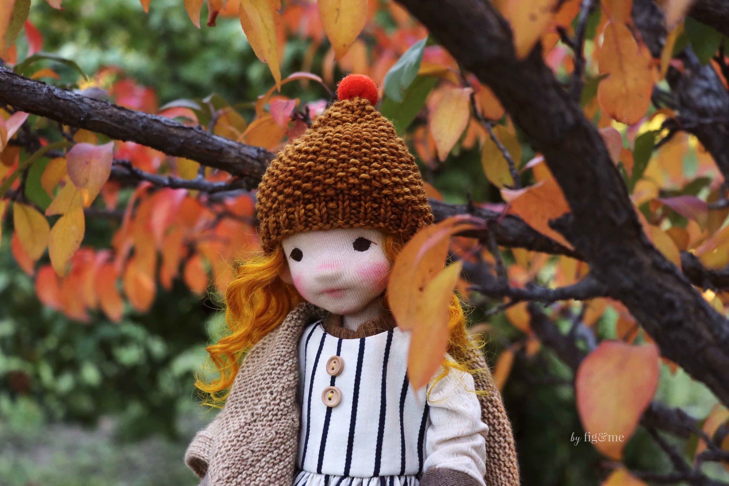 Autumn People. By Fig an Me.