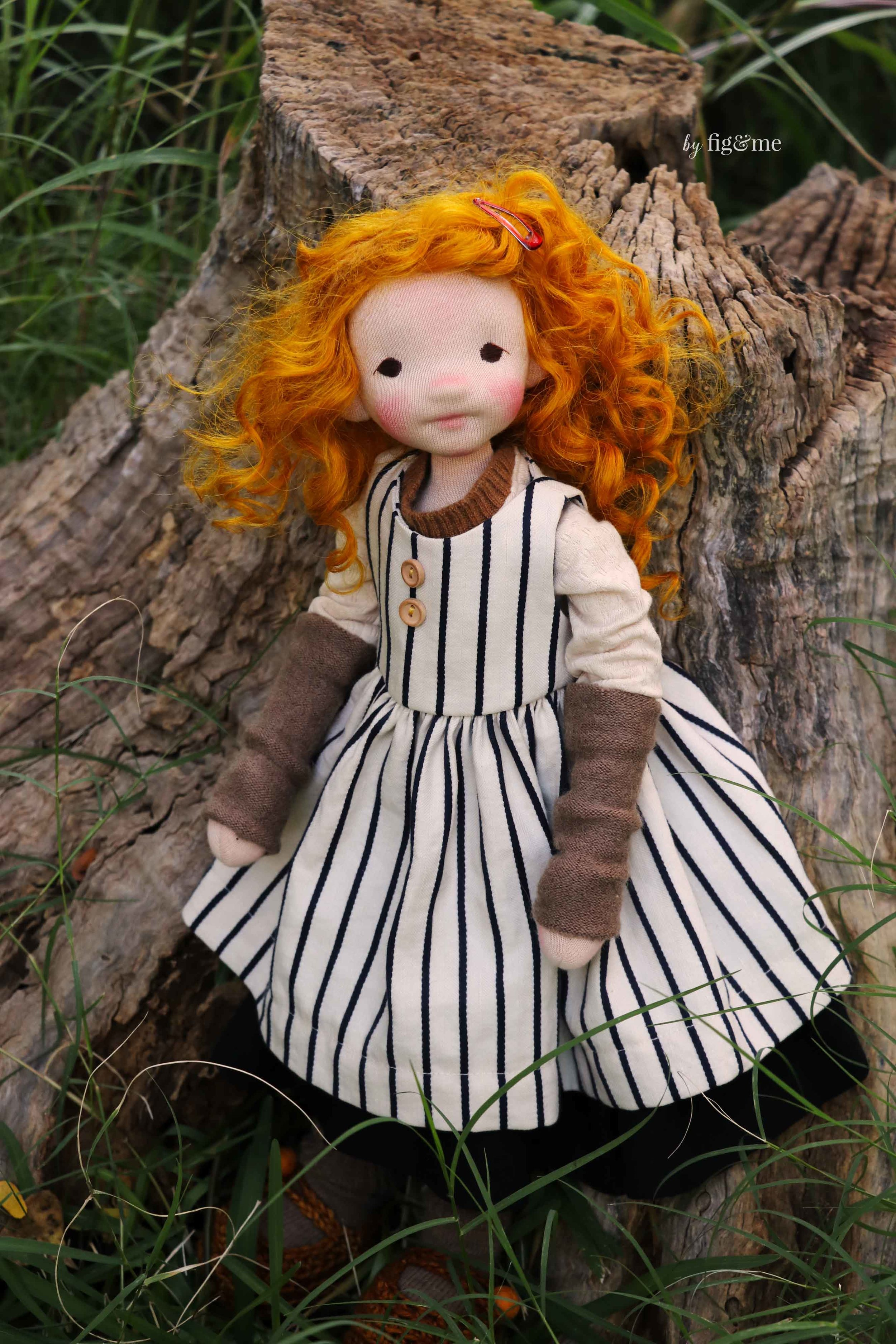 Rye, an autumn child. By Fig and Me.
