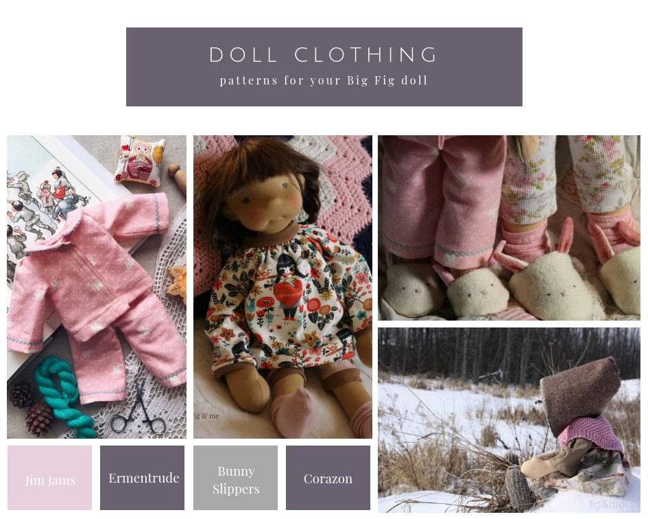 Find all these patterns and more in my store: http://figandme.etsy.com