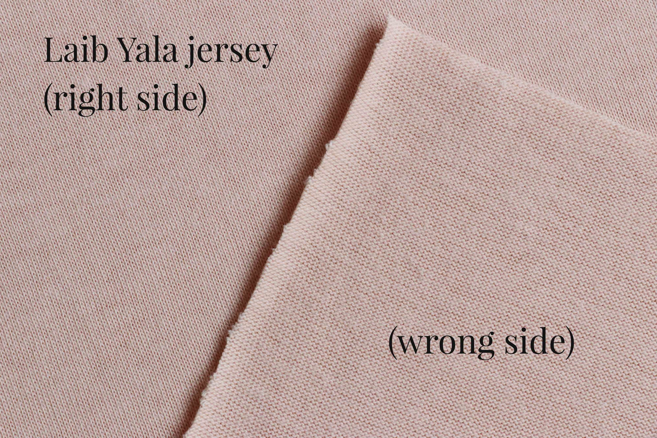Doll skin fabric options, via Fig and Me.
