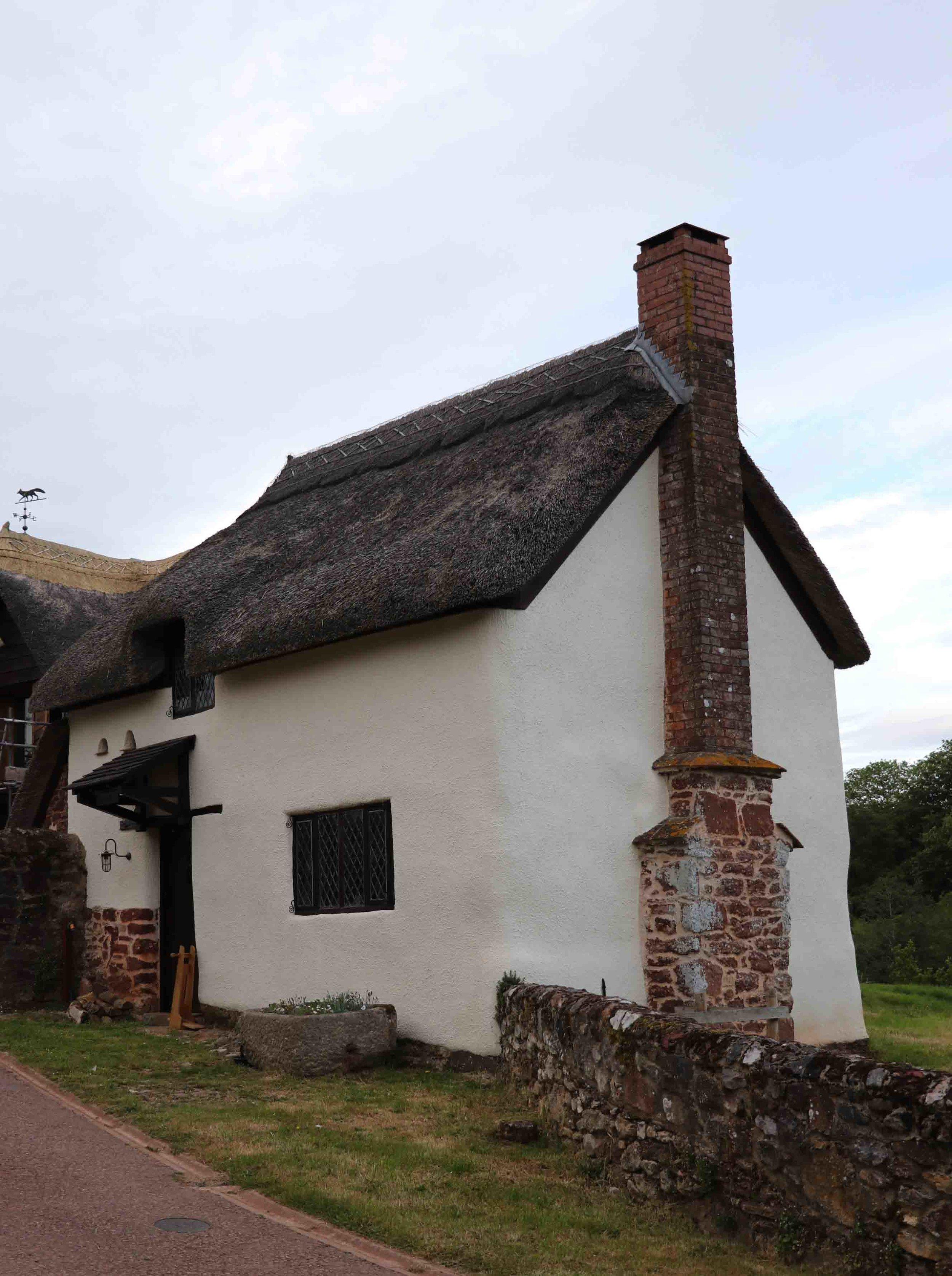 Fox Cottage at Tucketts Farm, Devon, GB.