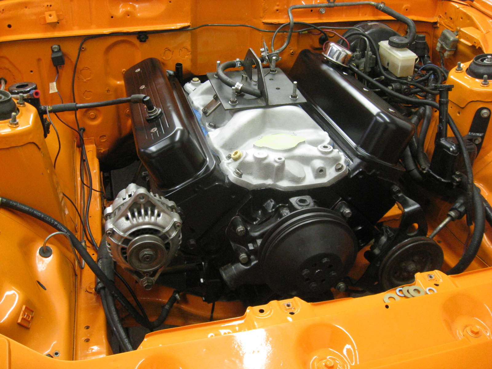 Second Gen Motor Readied