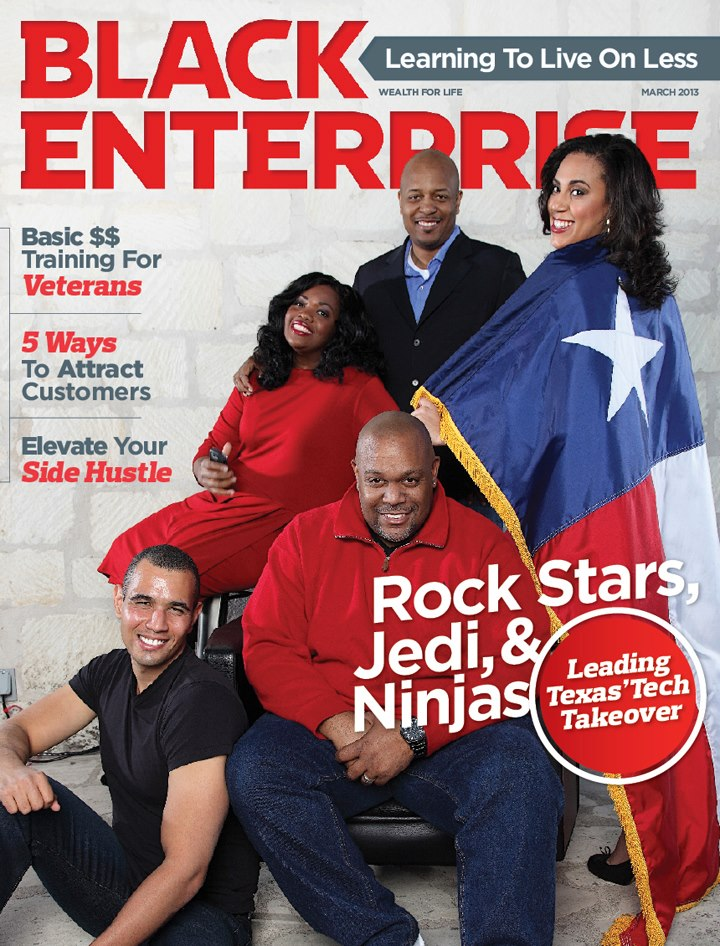EMBARGOED- Blogging While Brown Founder on the Cover of the March Issue of Black Enterprise.jpg