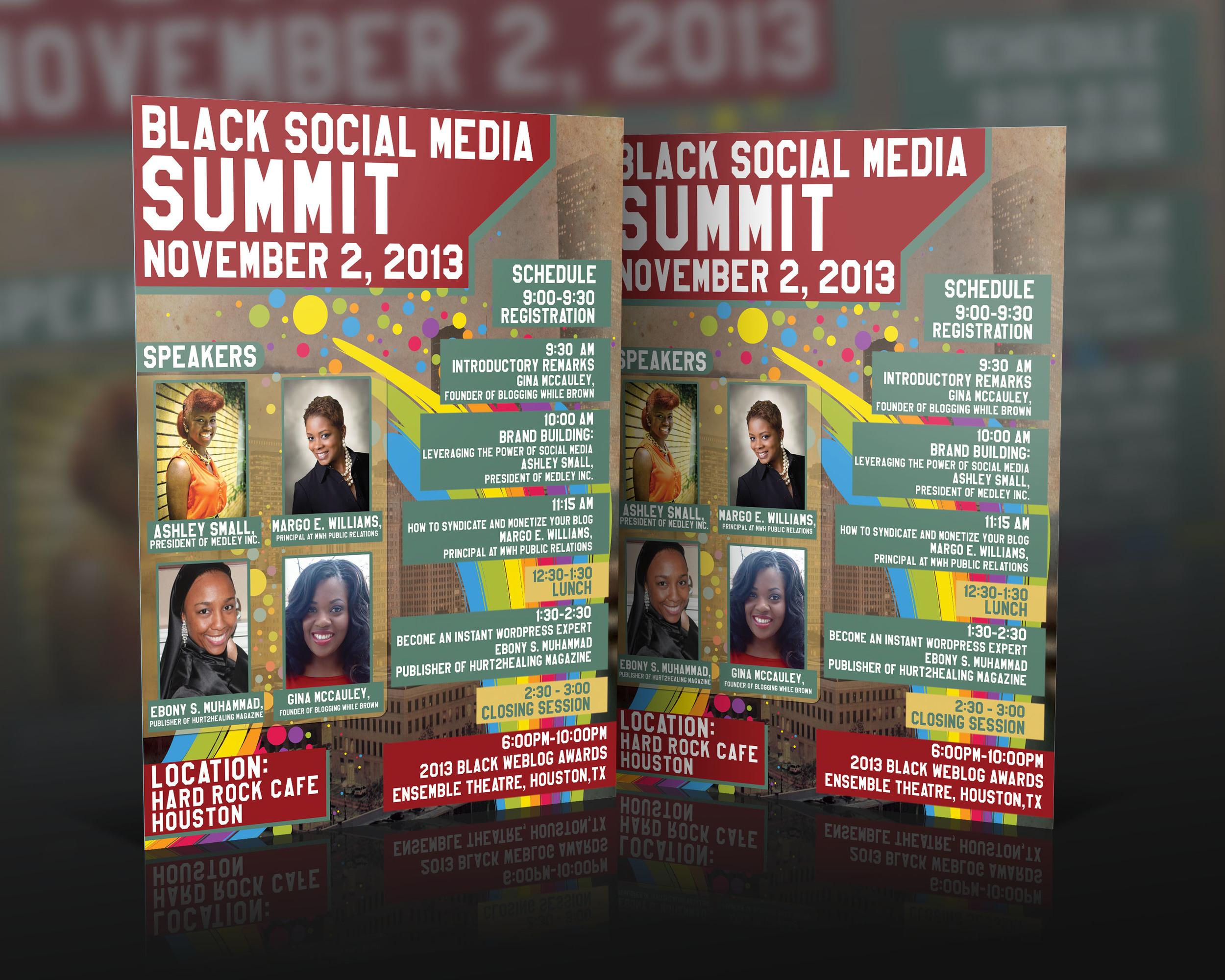 2013 Black Social Media Summit: Fall Edition