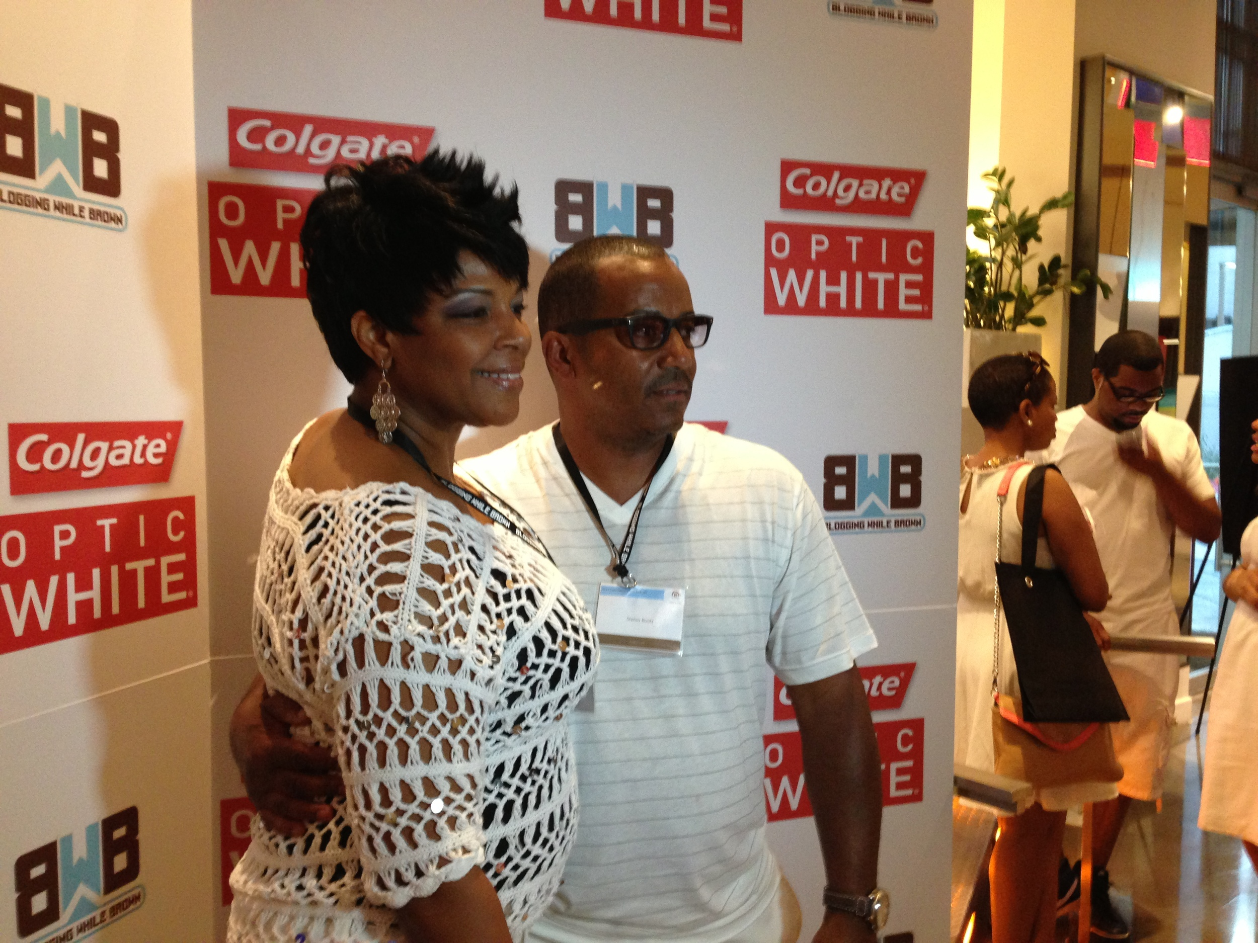 Colgate-Palmolive Opening Party 2014