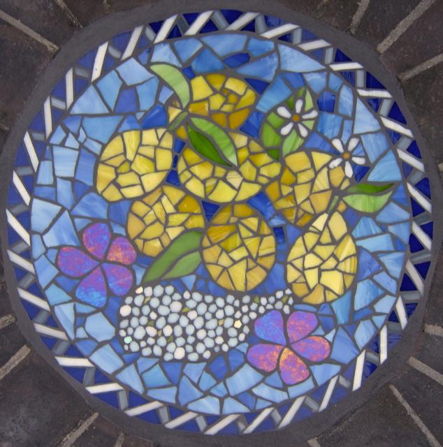 Lemons, Princes Flowers & Buddleia