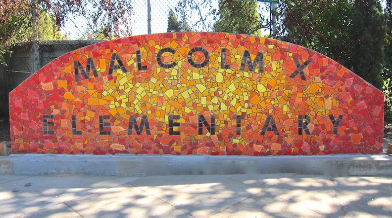 """Safe and Sound"", Malcolm X Elementary, Berkeley, CA"