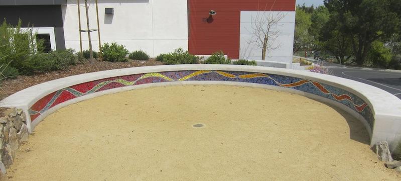 """""""Color of Light"""", Seven Hills School, Walnut Creek, CA"""