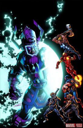 Big Purple! (image from marvel.com)