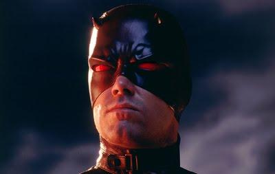 Undercover Batman (picture from sneakpeek.ca)