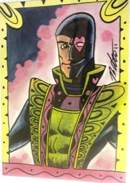 Jack of Hearts  Artist: Bill Ellis