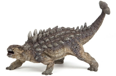 As cool as the other side of the pillow. (image from dinosaurfarm.com)