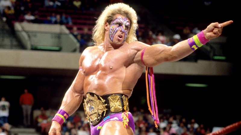 The second Ultimate Warrior (wwe.com)