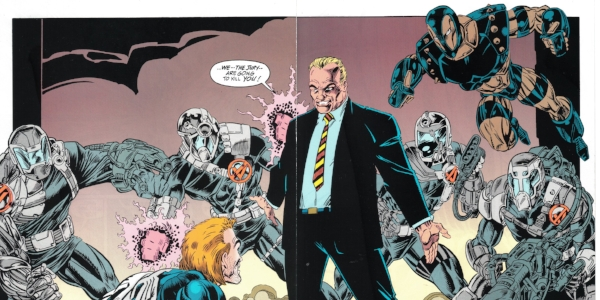 Strictly speaking, that's not the role of a jury. Just saying. (comicvine.com)
