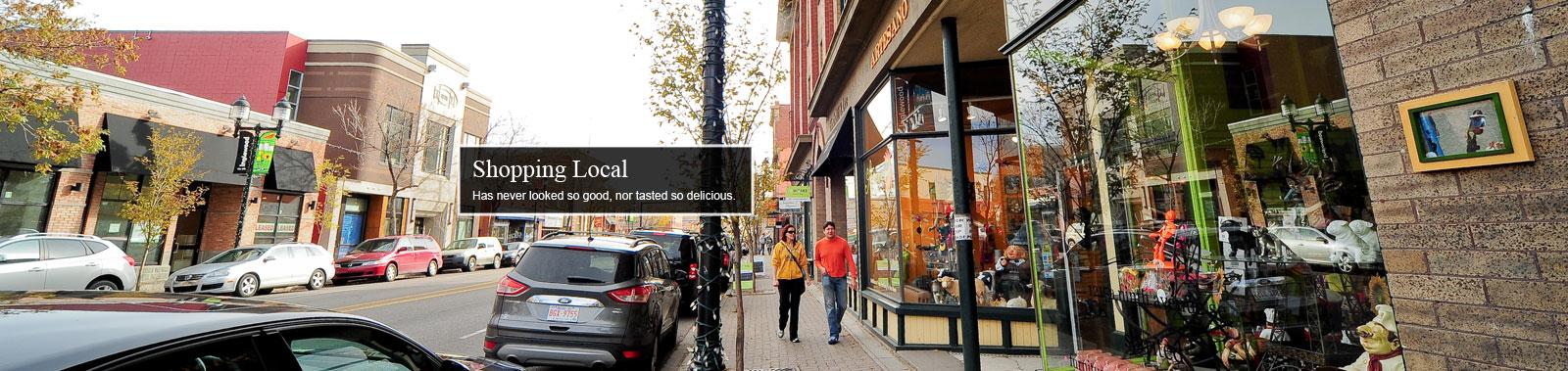 Atlantic Avenue, Main Street Inglewood was Calgary's original Main Street before the Canadian Pacific Railway arrived.