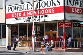 "Powell's Books is probably technically not a find as everyone knows about it and it is in all the must see and must do lists.  However, I did find a 50th Anniversary edition of the Jane Jacobs ""The Death and Life of Great American Cities."" I have been looking for a copy of this book for ages and then to get a 50th anniversary edition that was a find."