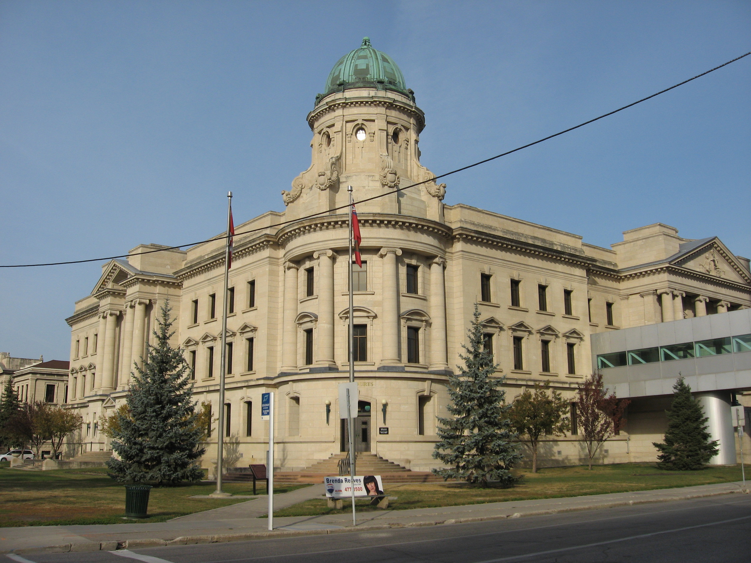 Courthouse Building