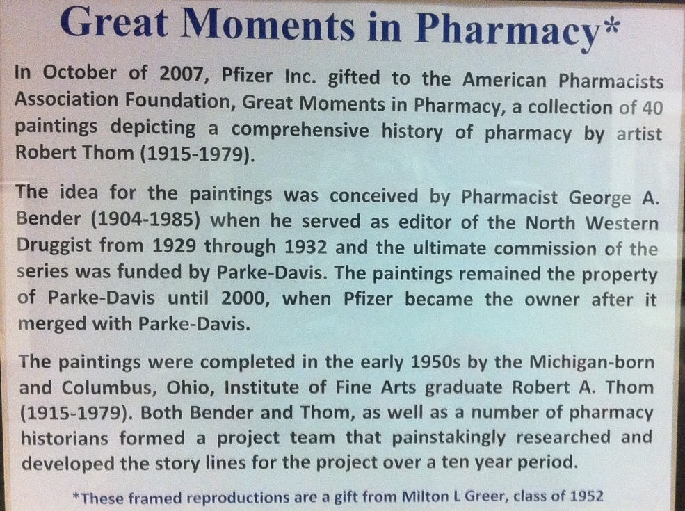 Great moments pharmacy