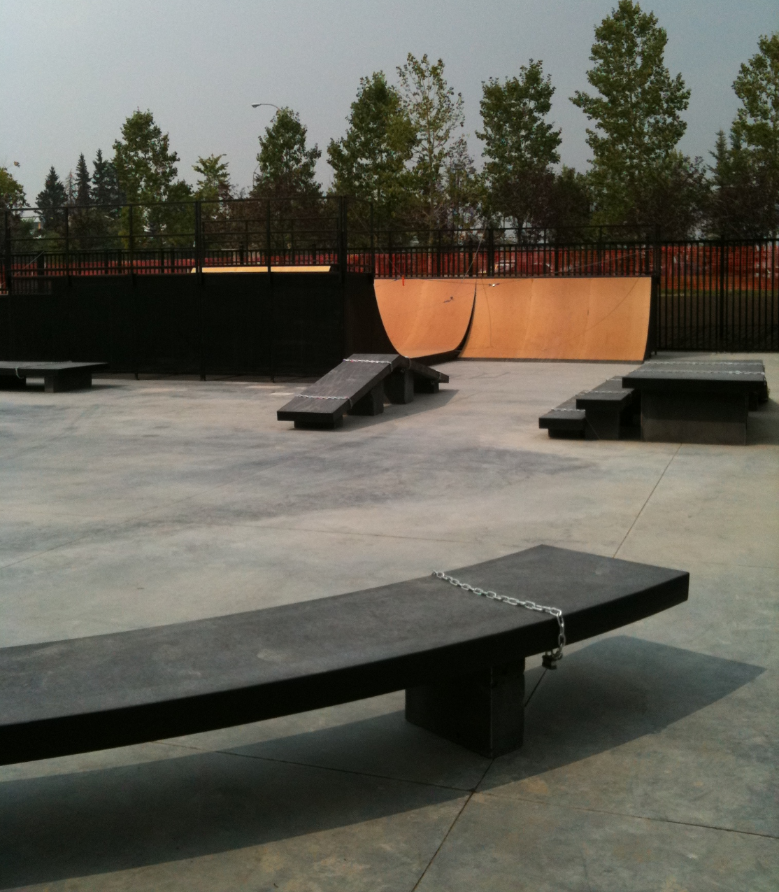 Aspen Woods skateboard park